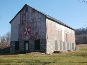 Our 40'x80' Barn Circa 1824