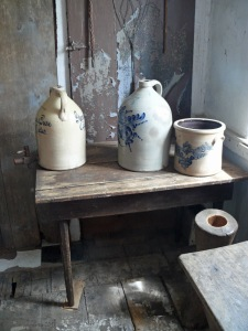 Jugs in the Kitchen