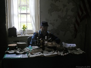 Our Tailoring Room