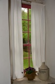Living Room Window Sill