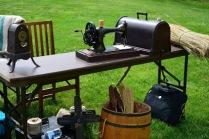 Hand-crank Sewing Machine
