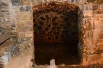Root Cellar in Barn