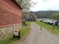 The Lane to the Barn