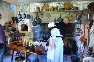 Open Hearth Cooking demonstration