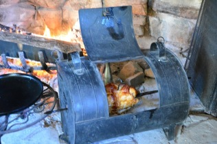 A Reflector Oven