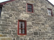 Unbelievable stonework on the house