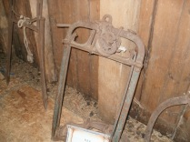 Hay Trolley artifact