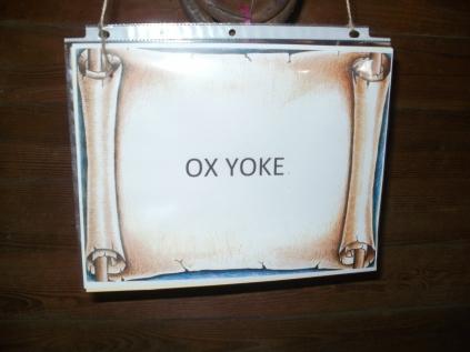 Ox Yoke