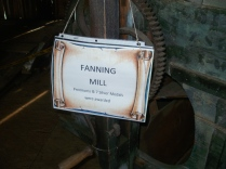 Fanning Mill to clean grains