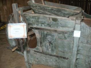 Fanning Mill artifact
