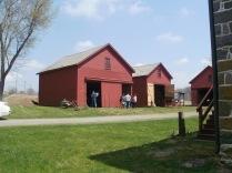 wagon house A and B