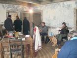 fiber arts in the farmhouse